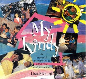 my kindy book lisa rickard